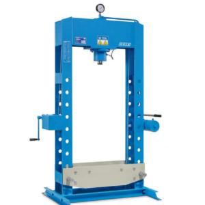 pressa idraulica ocmn 50 ton